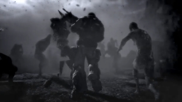 Gears of War 3 screenshot Ashes to Ashes