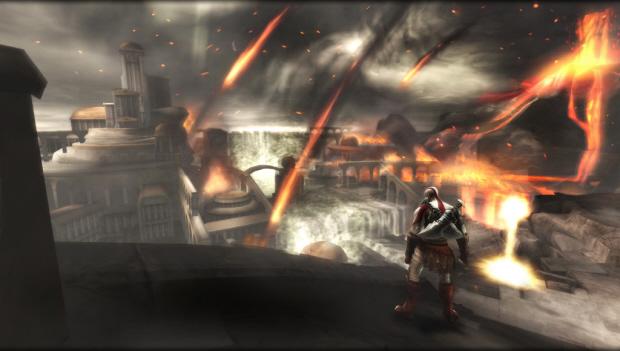 God of War: Ghost of Sparta PSP screenshot