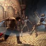 Prince of Persia Forgotten Sands wallpaper combat