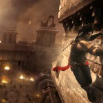 Prince of Persia Forgotten Sands wallpaper parkour