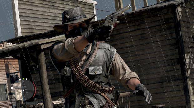 Red Dead Redemption cheat codes screenshot