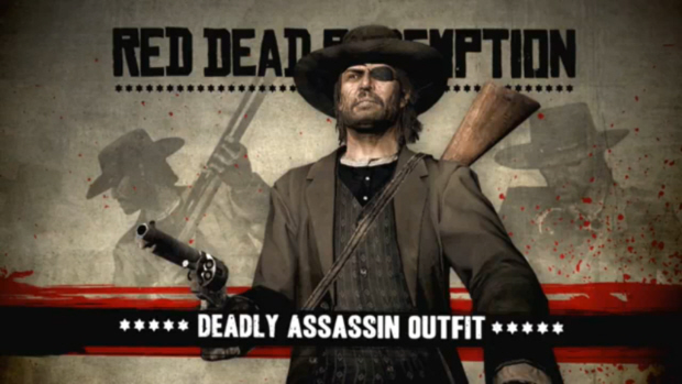 Red Dead Redemption Outfits Locations guide screenshot
