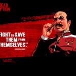 Red Dead Redemption wallpaper Colonel Allende