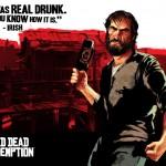 Red Dead Redemption wallpaper drunk Irish