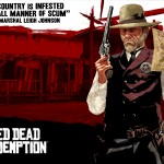 Red Dead Redemption wallpaper Marshal Leigh Johnson