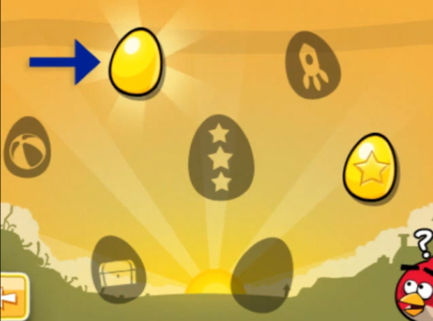 Angry Birds Golden Eggs Locations Guide