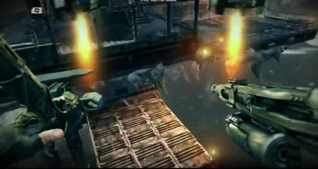 Killzone 3 2010 gameplay screenshot (E3 2010)