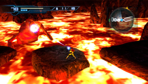 Metroid: Other M E3 2010 screenshot