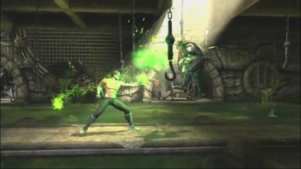 Mortal Kombat 2011 MK9 gameplay screenshot!