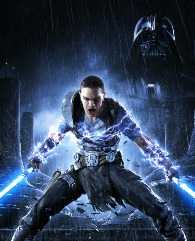 Star Wars: The Force Unleashed 2 artwork is kick ass!
