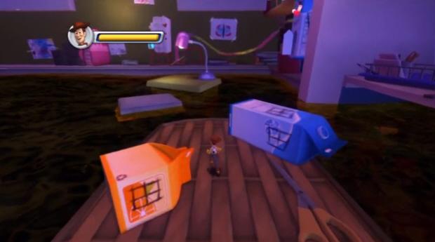 Toy Story 3 The Game walkthrough screenshot