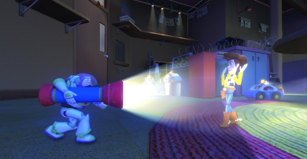 Toy Story 3 videogame walkthrough guide screenshot