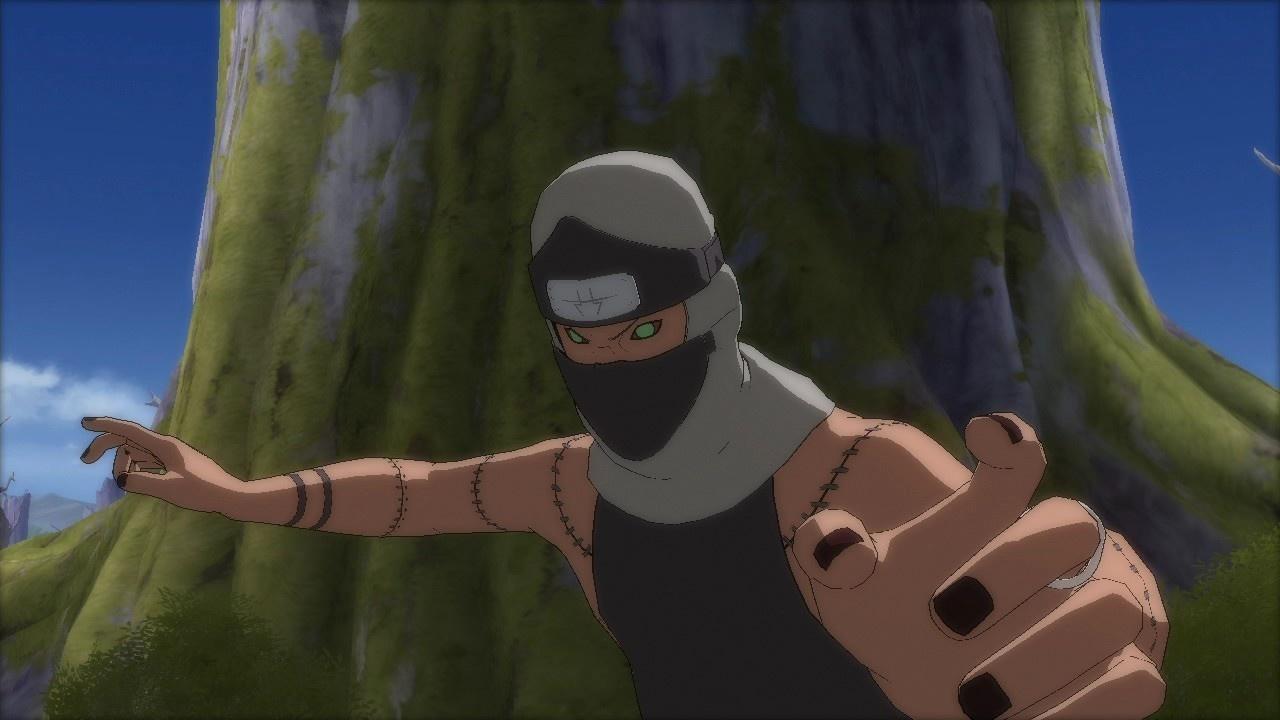 Naruto Shippuden Ultimate Ninja Storm 2 characters list