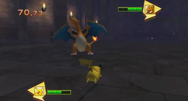 PokePark Pikachu's Adventure cheats screenshot