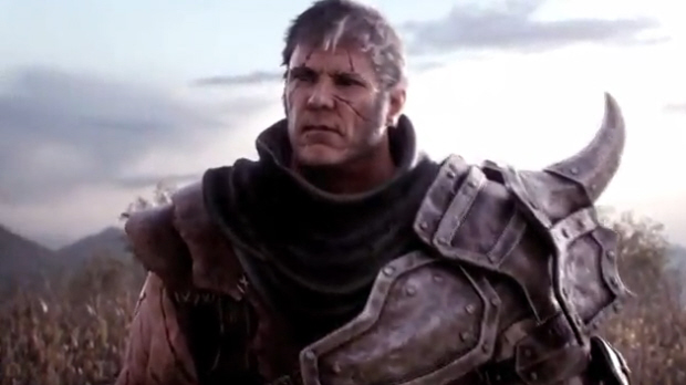 Knights Contract CG cutscene screenshot (Xbox 360, PS3)
