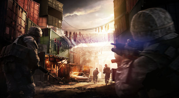 Operation FlashPoint: Red River artwork