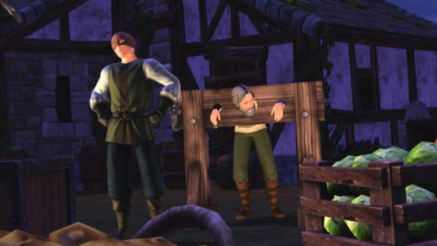 The Sims Medieval screenshot
