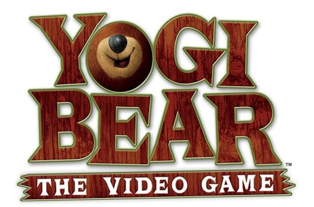 Yogi Bear: The Video Game logo