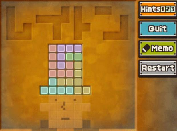 Professor Layton Unwound Future 11 Puzzle Answer Hat Solution screenshot