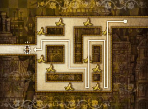 Professor Layton Unwound Future 18 Puzzle Answer Slippery Trip 1 Solution screenshot