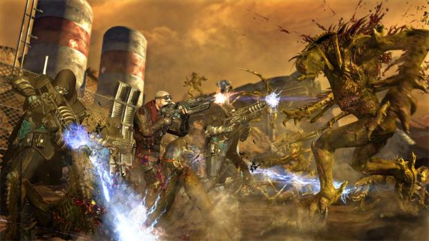 Red Faction: Armageddon screenshot. THQ delays game till May of 2011