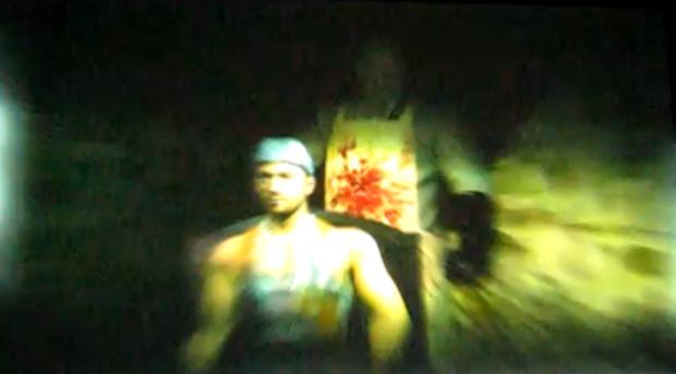 Rise of Nightmares screenshot (Xbox 360)