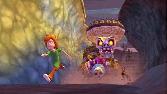 Scooby Doo and the Spooky Swamp walkthrough screenshot