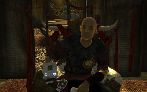 Who his this Fallout: New Vegas character?