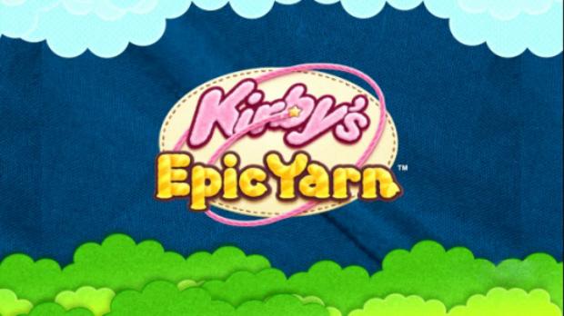 Kirby's Epic Yarn wallpaper 2