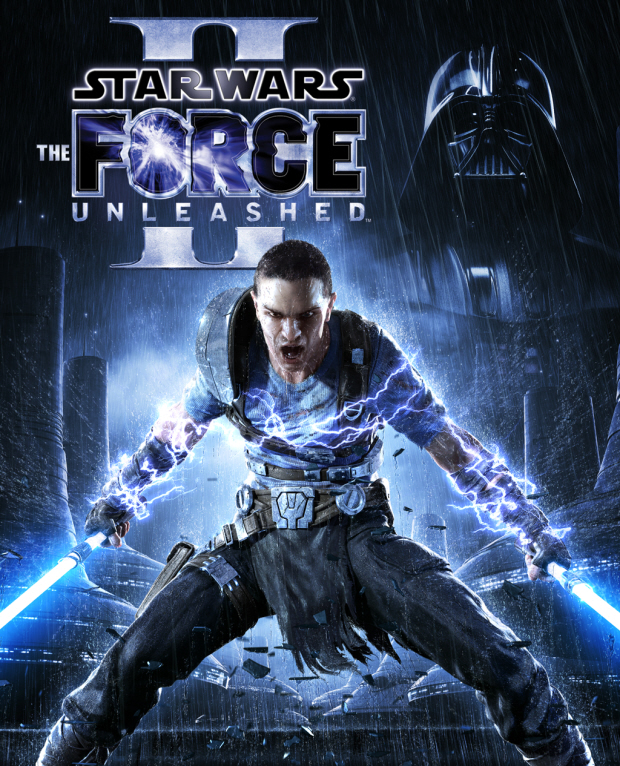 Star Wars The Force Unleashed 2 walkthrough box artwork