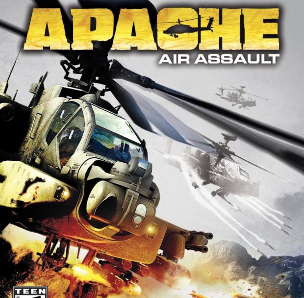 Apache Air Assault walkthrough box artwork