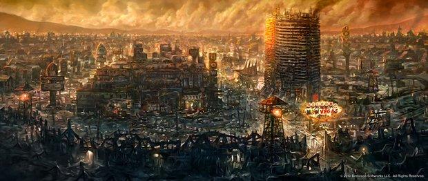 Fallout: New Vegas Blood Money walkthrough artwork