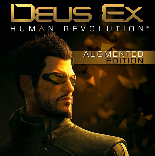 Deus Ex: Human Revolution artwork