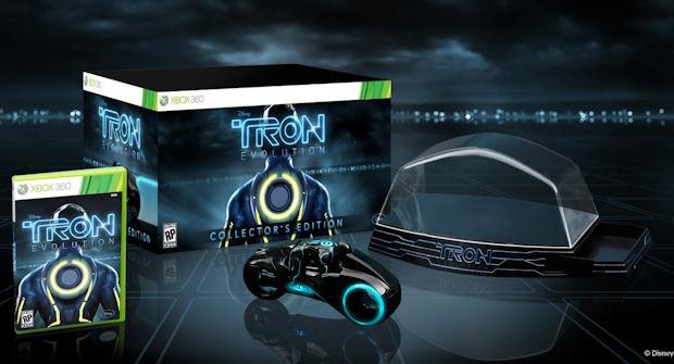 TRON: Evolution Collector's Edition Xbox 360 picture
