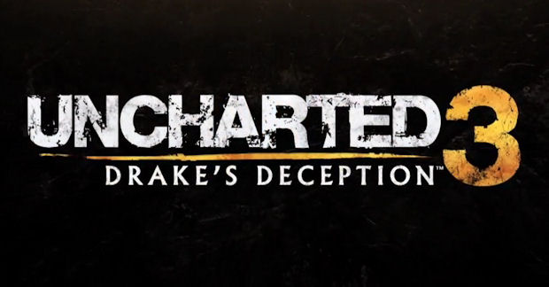 Uncharted 3: Drake's Deception  logo
