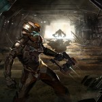 Dead Space 2 wallpaper Attack
