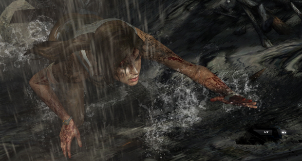 Lara Croft Tomb Raider 2011 wallpaper - Gameplay