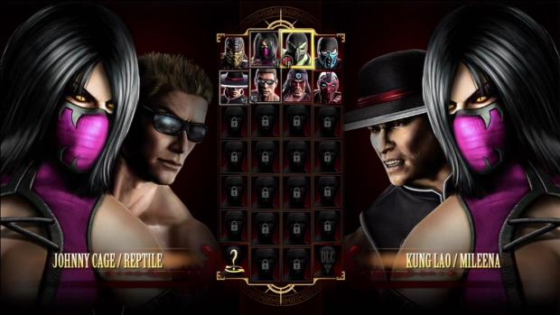 Mortal Kombat 2011 characters list