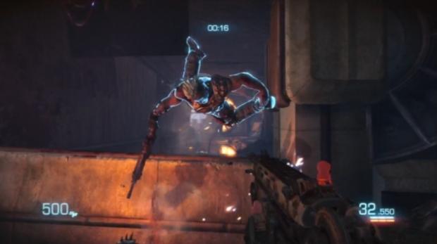 BulletStorm demo screenshot
