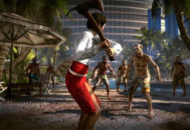 Dead Island gameplay screenshot (Xbox 360, PS3, PC)