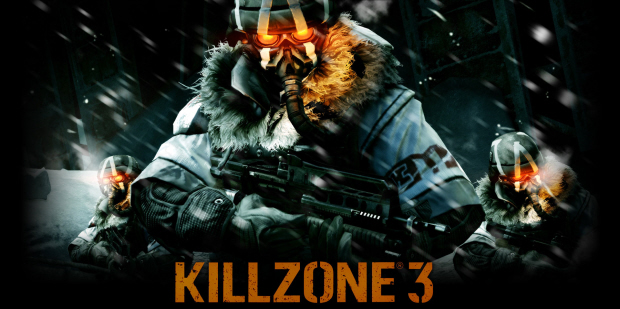 Killzone 3 Helghast wallpaper (PS3)