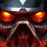 Killzone 3 Mask Terror Eyes wallpaper