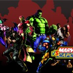 Marvel vs Capcom 3 cast wallpaper by Badonk