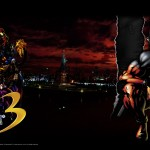 Marvel vs Capcom 3 Deadpool wallpaper