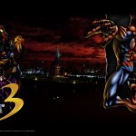 Marvel vs Capcom 3 Spider-Man wallpaper