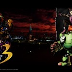 Marvel vs Capcom 3 Tron Bonne wallpaper
