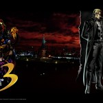 Marvel vs Capcom 3 Wesker wallpaper