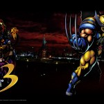 Marvel vs Capcom 3 Wolverine wallpaper