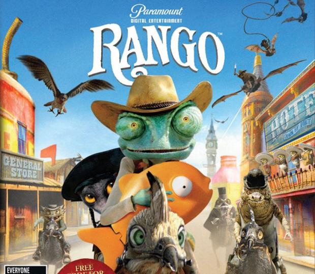 Rango walkthrough box artwork