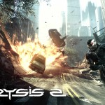 Crysis 2 wallpaper - Car Explosion by Yuriolive